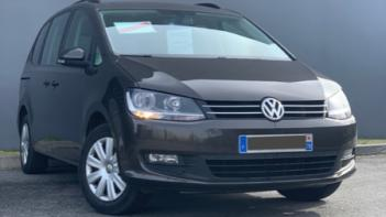 VOLKSWAGEN SHARAN 2.0TDI 140 BLUEMOTION