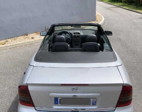 Opel Astra G CABRIOLET 1.6i 103Cv TwinSport