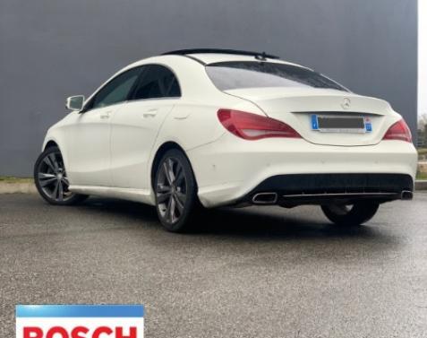 Mercedes CLA 220D  SENSATION 7-g dct
