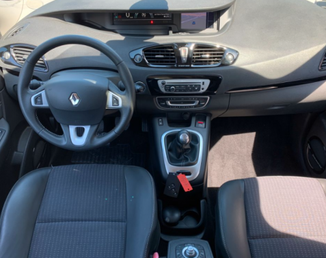 RENAULT Scenic III BOSE Phase 2 1.5 dCi FAP S&S eco2 110 cv